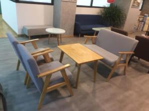 bàn ghế cafe thanh lý - đồ cũ thùy trang hải phòng 0834.567.824